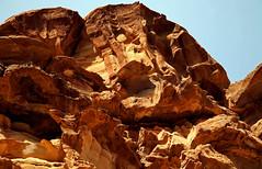Path to the Monastery 22 (David OMalley) Tags: world city heritage rose rock stone site desert path petra siq carving unesco east jordan monastery arab middle carvings jordanian monumental jebel nabatean nabateans hewn maan almadhbah