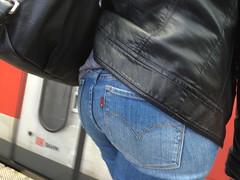 581 (dennisk4760) Tags: ass butt jeans denim levis