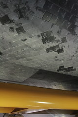 Shuttle Underbelly (colonelchi) Tags: california museum la losangeles ship space center icon exhibit science nasa massive shuttle vehicle outerspace spaceshuttle endeavor aeronautics californiasciencecenter endeavorshedscience shuttleendeavorspace exhibitscience museumpulblictransportspace transportbodyexterioramericaamericanusanational associationexposition parklandmarkfamousfamous vehicleplaneaeroplanespace planeroofroofingguestsvisitorsspace exhibitdecommissionedretireddecommissioned vehicleretired vehicledecommissioned shipretired