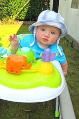 William In Walker (Jon Pinder) Tags: boy baby canon children child powershot s100