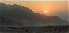 Anamorphic Sunset 2016 (MikeJoints) Tags: summer sun mountains art landscape nikon widescreen country award cinematic anamorphic