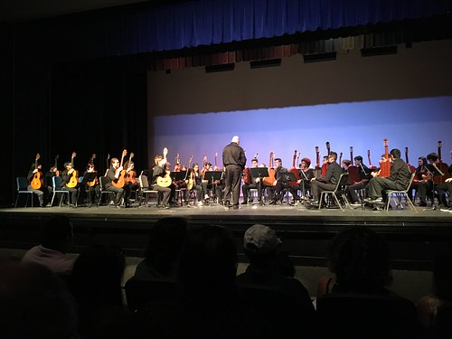 Classen SAS Guitar Concert by Wesley Fryer, on Flickr