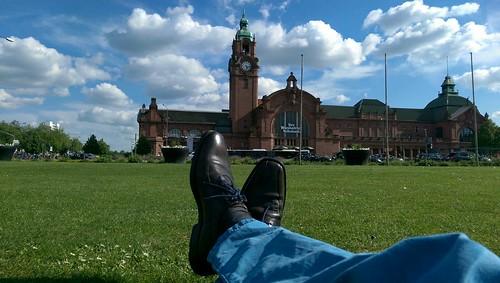 140 Das Leben ist einfach aber spartanisch #Wiesbaden