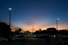 From Countdown Manukau (Bryan Gellatly) Tags: sunset southauckland