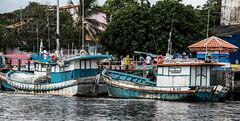 Barreirinhas - MA (felipe sahd) Tags: city cidade brasil barcos maranho nordeste barreirinhas riopreguias
