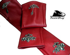 Long red gloves fingerless leather silver steampunk, gothic, vintage, Victorian style (fenixdrag) Tags: handmade gothic victorian accessories steampunk gothicstyle vintageaccessories handmadeaccessories gothaccessories steampunkaccessories redfingerlessgloves victorianaccessories vintageglovesleather glovesfingerlessleather handmadeglovesfingerless steampunkglovesfingerless victorianglovesfingerless gothicglovesfingerless darkglovesfingerless