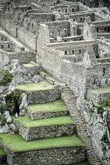 Peru : Machu Picchu #1 (foto_morgana) Tags: peru southamerica architecture outdoor nikoncoolscan analogphotography unescoworldheritage incatrail historicalsite analogefotografie vuescan urubambavalley travelexperience photographieanalogue
