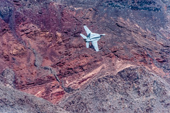 Rainbow Canyon , VX-9,F-18F (adamschang) Tags: rainbowcanyon fa18f vx9