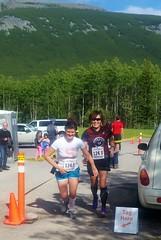 Tag Leg 8-9 (Downhillnut) Tags: mountains calgary race kananaskis longview relay nakiska 2016 crr k100 100miles relayteam 10runners calgaryroadrunners k1002016