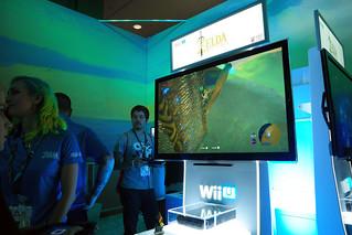Nintendo Booth Zelda 6