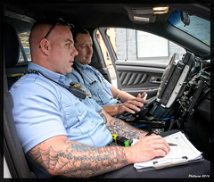 6th District Office (Phillycop) Tags: philadelphia police tattoos 6thdistrict freshink philadelphiapolice phillycop