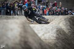 Let Gets Pumped 2st (Jeremy J Saunders) Tags: france sport les race nikon track pump barry crankworx challenge gets jjs d800 nobles jeremyjsaunders