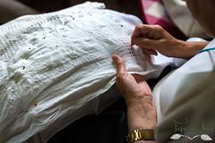 Alinhavados-em-Nisa---Foto-2 (sergiosalgueirosantos) Tags: alentejo alinhavado alinhavados alinhavadosdenisa arte bordado bordados lenis panodealgodo panodelinho rendasdebilros toalhas xailes