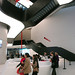 Architecture students visited Zaha Hadid's MAXXI museum in Rome