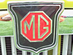 238 MG Badge (robertknight16) Tags: mg british badges