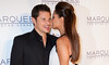 Nick Lachey and Vanessa Minillo The launch of The Marquee nightclub at The Star - Arrivals Sydney, Australia