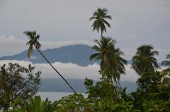 milne bay morning (yumievriwan) Tags: morning mist clouds coconut png tropics alotau milnebay