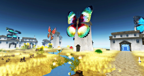 Meandervale Butterfly Mills Fantasy Faire 2012