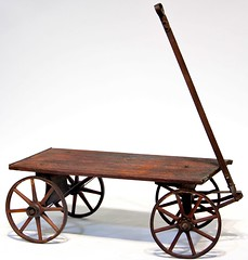 76. 19th Century Wagon