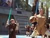 Jackson at Jedi Training Academy (Scott Parvin) Tags: world animal epcot ally magic kingdom disney jackson villas 2012 parvin