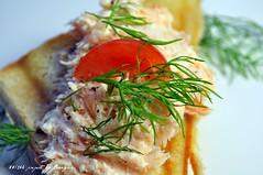 88/366 `salmon paste on a toast` on EXPLORE 29thMarch (la cegna) Tags: paste toast salmon