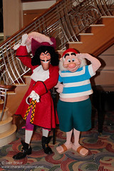 Meeting Captain Hook and Mr Smee (Disney Dan) Tags: atrium atriumlobby boat captainhook character characters cruise cruiseline dcl disney disneycharacter disneycharacters disneycruise disneycruiseline disneymagic disneymagiceasterncaribbean disneymagiceasterncaribbeancruise disneypics disneypictures easterncaribbeanitinerary lobby lobbyatrium magic mrsmee piratenight piratesinthecaribbean piratesinthecaribbeannight piratesnight ship themagic themenight themednights villains peterpanmovie otherdisneydestinations