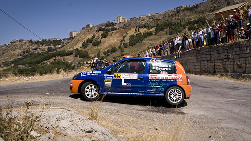 G. FRATTALEMI e S. CANCARO |  RENAULT CLIO N3 | 26° Rally Proserpina 2011