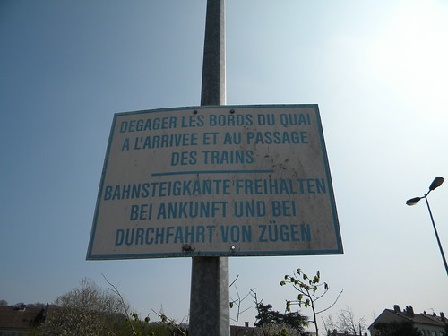 Audun-le-Tiche train station
