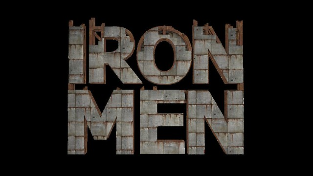 """Iron Men"" logo"