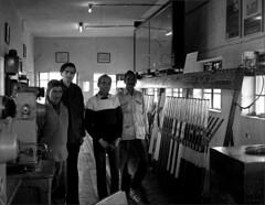 Signal box team (RhinopeteT) Tags: india steam locomotive ajmer mpd