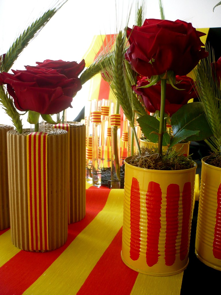 Sant Jordi 2012 i @artesaniaflorae :)