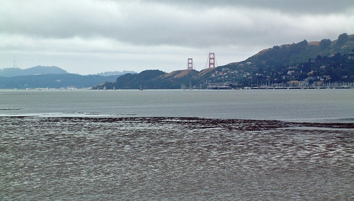 Golden Gate from Belvedere