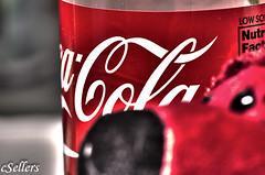 HDR Coke (revoneb) Tags: usa macro coke iowa cocacola hdr cokebottles siouxcity