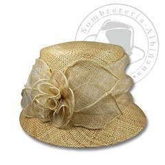 Sombrero Ceremonia (Sombrerera Albiana) Tags: hat cap verano gorra sombrero pamela sombreropanama sombreoverano sombreroceremonia