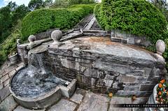"""Villa Terrace"" (J Griffin Photography) Tags: museum waterfall nikon sigma fisheye milwaukee hdr 10mm villaterrace d7000 topazadjust"