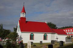 Tadoussac (Maillekeule) Tags: canada quebec chapelle tadoussac