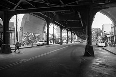 astoria, queens (pspyro2009) Tags: bw ny queens astoria fujifilm lic x100