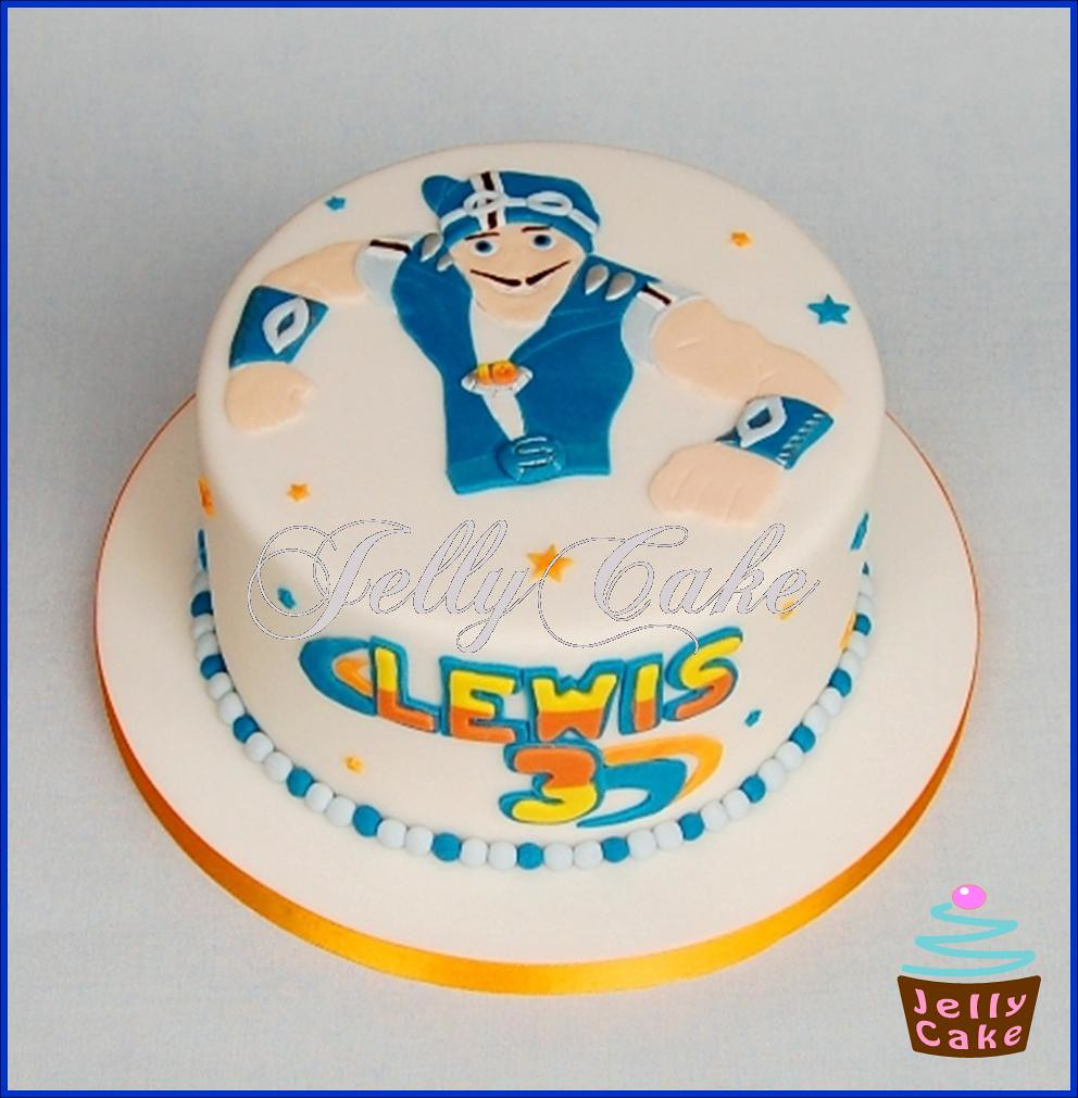 lazy town cake the world s best photos of sportacus and town flickr 5437