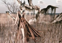 Mother Earth (Wicca Merlin) Tags: charity new woman news art nature fashion azul pose hair blog 3d clothing model photographer natural mesh modeling longhair formal style jewelry blogger sl secondlife heels awareness corpus couture modelpose motherearth pigtail wisps formalattire withintemptation highfashion newrelease facetattoo charityevent virtualworld ddx whitewidow newreleases modelposes femaleclothing ashraya helpcharity meshdress slfashion 3dpeople lovesoul glamourstyle slclothing slstyle discorddesigns modelingpose modelingposes finesmith mamijewell elegantgown juliehastings fashionposes wiccamerlin femalewear metavirtual fashioninpixels meshhair helpfundraiser newreleasestagssilkenmoon eartsearthtones
