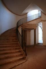 Nel ventre di Roma (Tengen Toppa Kaitsuu Me) Tags: italy roma scale stairs italia marble palazzo barberini marmo noprocessing