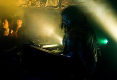 Hive Mind @ Wierd (2) (WIERD Photos) Tags: newyork industrial livemusic synth wierd noise hivemind powerelectronics