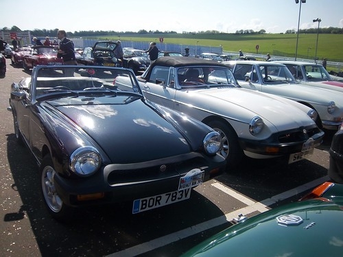 swale Mg midget