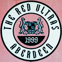 THE RED ULTRAS ABERDEEN 1999 (Leo Reynolds) Tags: sign canon eos iso800 300mm 7d squaredcircle f67 hpexif 0002sec sqyork xleol30x sqset077