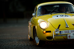 Tour Auto 2012 - Porsche 356 (Guillaume Tassart) Tags: auto paris france race vintage 2000 tour rally automotive racing historic porsche classics legends rallye motorsport optic 356