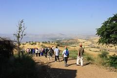 Viagem a Israel 2012 - G4 - Jordão, Beth She'an