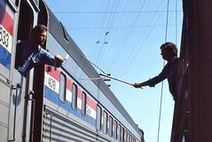 Grab It!  with a note (esywlkr) Tags: railroad train birmingham alabama amtrak passenger orders passengertrain raailroad