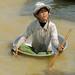 Tonle Sap Lake - Basin Bowl Boat