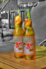 Summer (Billy McDonald) Tags: summer sol glasgow hdr lager selectivecolour