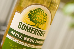 Somersby - Cydr (Piotr Kowalski) Tags: beer applewine somersby applebeer cydr