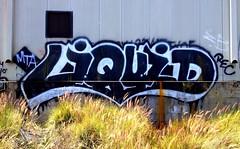 LIQUID MTA REC (UTap0ut) Tags: california ca street art cali graffiti la los mural angeles tag style can spray letter mta graff aerosol liquid rec